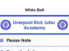 White Belt Kick Jutsu 1.0 Screenshot