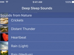 White Noise and Deep Sleep Sounds to Help You and Your Baby Sleep Better - Pro 1.1.0 Screenshot