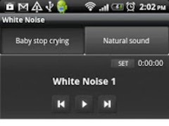 White Noise(baby stop crying) 1.1.2 Screenshot