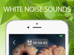 White Noise : Calm, stress reduction, relaxing. 1.2 Screenshot