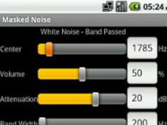 White Noise Generator 1.0 Screenshot