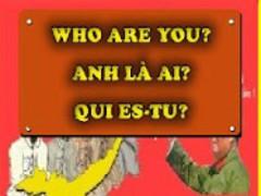 Who are you? Anh Là Ai? 1.0 Screenshot