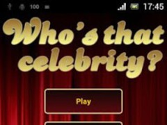 Who's that celebrity? 1.01 Screenshot