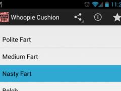 Whoopie Cushion 3000 1.0 Screenshot
