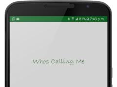 Whos Calling Me KSA 2 4 Free Download