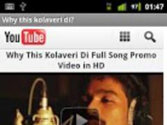 Why this kolaveri - All Vers 2.6 Screenshot