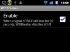 WI-FI Breaker 1.1 Screenshot