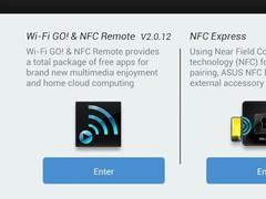 Wi-Fi GO! & NFC Remote 2.1.04 Screenshot