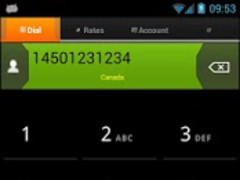 Wi-Fi Voip: make VOIP calls 83 Screenshot