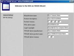 WIA On TWAIN 1.2 Screenshot