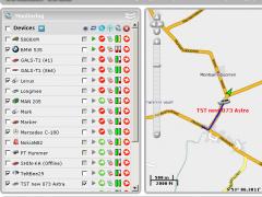 Wialon GPS Tracking 1.0 Screenshot