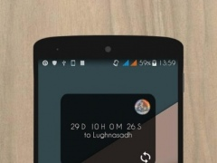 Wicca Calendar Widget 3.1 Screenshot