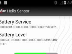 WICED SMART Explorer 2.06 Screenshot