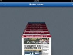Wichita Eagle E-Edition for iPad 2.7.3 Screenshot
