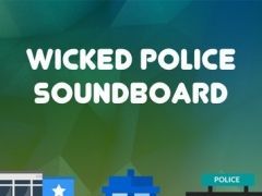 Wicked Police Soundboard 1.0 Screenshot