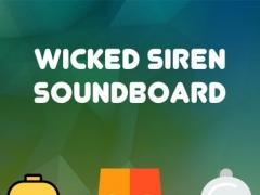 Wicked Siren Soundboard 1.0 Screenshot