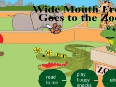 Wide Mouth Frog Storybook 1.0.3 Screenshot