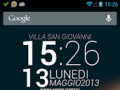 Widgets Now - Clock & Weather 9.0.5 Screenshot