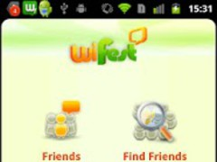 wiFest multimedia messaging 1.4.2 Screenshot
