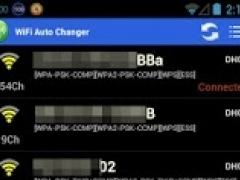 WiFi Auto Changer 1.2.0 Screenshot