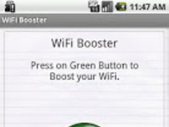 WiFi Booster 1.0 Screenshot