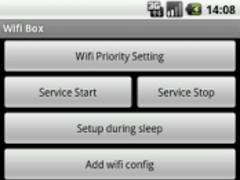 Wifi Box 1.3.1 Screenshot