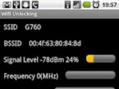 Wifi Catching 1.7 Screenshot