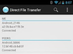 Review Screenshot - Making WiFi File Transfer an Easier Proposition for Android Users