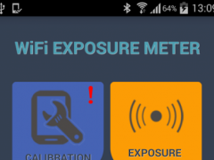 WiFi Exposure Meter Free 1.1.2 Screenshot