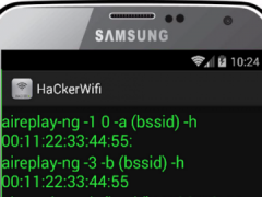 Wifi Hacker Professional Prank 1.3 Screenshot