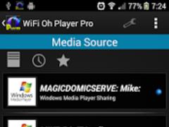 WiFi Oh Player Pro 1.7.6 Screenshot