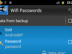 Wifi Password Recovery [ROOT] 2 2 Free Download