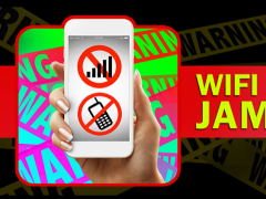 Wifi Phone Jammer prank 3.2 Screenshot