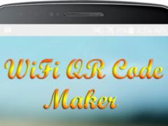 WiFi QR Code Maker 1.1 Screenshot