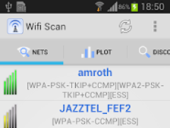 WIFI Scan Pro 4.3.8 Screenshot
