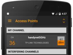 WiFi Signal 9.6.1 Screenshot