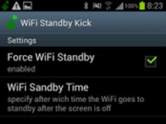 WiFi Standby Kick 1.3 Screenshot