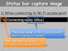 WiFi Ticker 1.3.1 Screenshot
