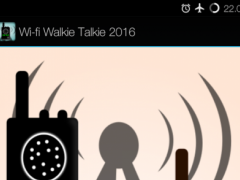 Wifi Walkie Talkie 2016 1.0 Screenshot