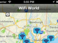 WiFi World 1.0 Screenshot