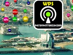 WIFI WPS PIN GENERATOR 2.4 Screenshot