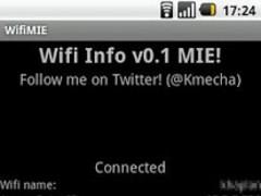 WifiMIE 0.2 Screenshot