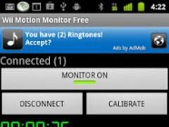 Wii Motion Monitor Free 1.25 Screenshot