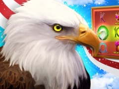Wild American Liberty Eagle Casino 777 Slots Machine 1.0 Screenshot