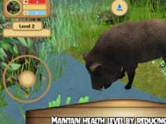 Wild Boar Hunter 3D Simulator Gluten Swift App 1.0 Screenshot