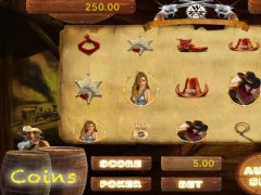 Wild Cowboy Slots 1.0 Screenshot