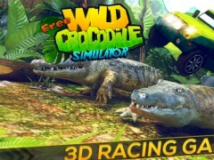Wild Crocodile Simulator | Funny Alligator Planet Game For Free 1.0.0 Screenshot