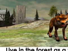 Wild Dog Survival Simulator 3D 1.0 Screenshot