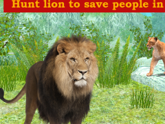 Wild Forest Lion Hunting 1.1 Screenshot