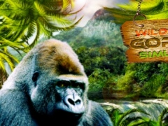 Wild Gorilla Simulator Ultimate 3D- Deadly Angry Beast Jungle Attack 1.1 Screenshot